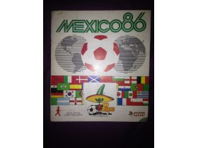 Panini World Cup Mexico 86