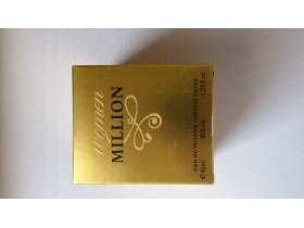Parfem- WOMEN MILLION- Paco Rabbane