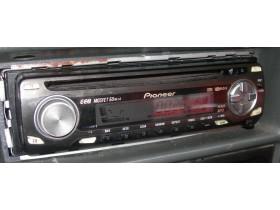 Pioneer radio cd/mp3