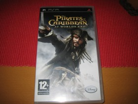 Pirates of the Caribbean at worlds end.....za PSP