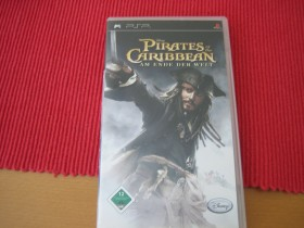 Pirates of the Caribbean ..za PSP