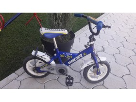 Planet bike Bicikl dečiji Rocky blue-white