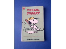 Play Ball Snoopy