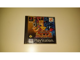 Playstation 1- Yu Gi Oh - Forbidden Memories (retko)