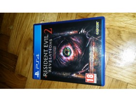 Playstation 4 - Resident Evil Revelations 2 (novo)