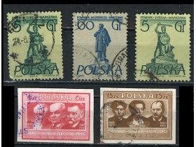 Poljska, lot 1950-te god