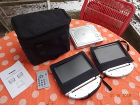 Portable DVD Player UNITED