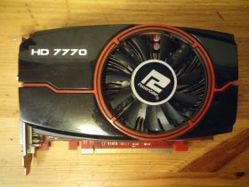 Power Color HD7770 1GB DDR5 neispravna