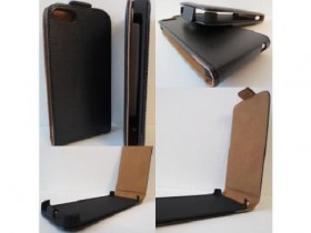 Premium Flip Top Futrola na preklop za iPhone 5 5S
