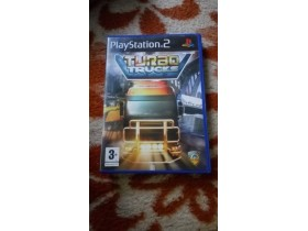 Ps2 igra-Turbo trucks