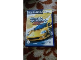 Ps2 igra-World racing 2