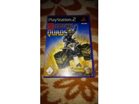 Ps2 igra-X-treme quads