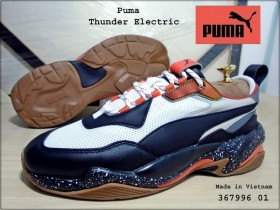 Puma Thunder Electric,Made in Vietnam