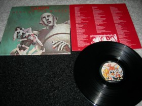 QUEEN NEWS OF THE WORLD GERMANY LP