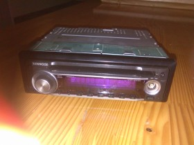 RADIO CD KENWOOD