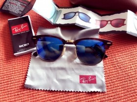 RAY-BAN CLUBMASTER naocare