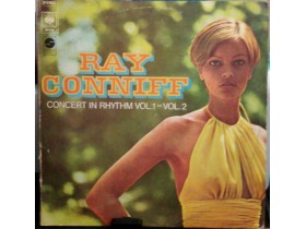 RAY CONNIFF - CONCERT IN RHYTM VOL1-VOL2