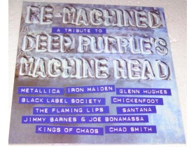 RE-MACHINED - Metallica,Iron Maiden,Glenn Hughes