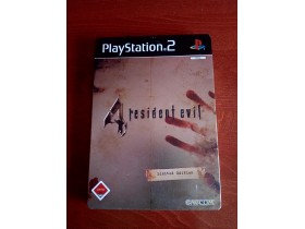 RESIDENT EVIL 4 LIMITED EDITION