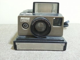 REVUE DIRECT 700F**POLAROID***MADE IN USA