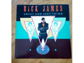 RICK JAMES -SWEET AND SEXY THING