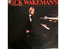 RICK WAKEMANS CRIMINAL RECORDS