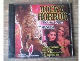 ROCKY HORROR - Picture show The musical - NOV CD !!!!!!