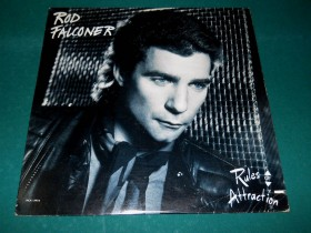 ROD FALCONER - Rules Of Attraction (CANADA PRESS)