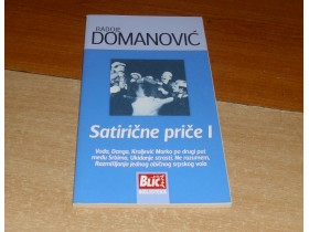 Radoje Domanovic - Satiricne price 1