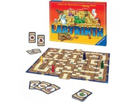 Ravensburger lavirint nov