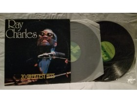 Ray Charles 20 greatest hits 2LP