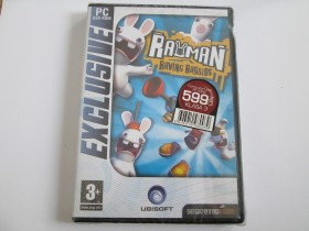 Rayman Raving Rabbids original PC igrica *NOVO*