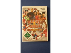 Ready 2 Rumble Revolution - Nintendo Wii