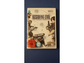 Resident Evil / The Darkside Chronicles - Nintendo Wii