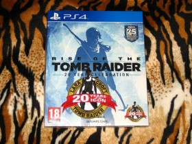 Rise of the Tomb Raider igrica za PS4