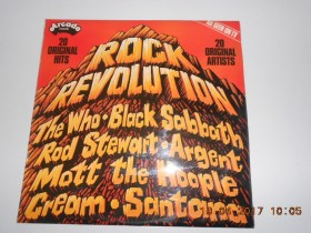Rock Revolution (Mint ,U.K. press) RETKO