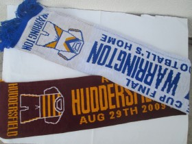 Rugby League Cup final - Huddersfield - Warrington sal