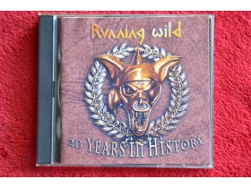 Running Wild - 20 Years In History [2 CD]