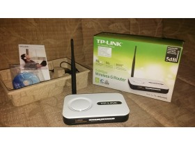 Ruter TP-LINK TL-WR340G 54Mbps Wireless Router