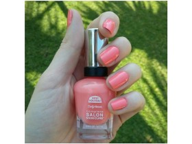 SALLY HANSEN 547 PEACH OF CAKE