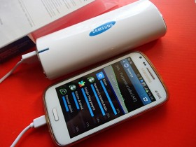 SAMSUNG POWER BANK 35000mAh+led baterijska lampa