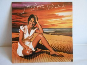 SAVRŠEN(MINT)OMOT I LP!REMEK DELO!JOAN BAEZ:GULF WINDS!