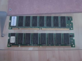 SDRAM 1GB (2x512MB) PC133