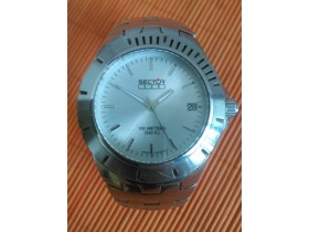 SECTOR 320 100m.330ft. registred design swiss movemen