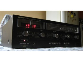 SHARP Vintage Integrated Stereo Amplifier SM-1266