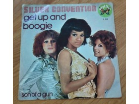 SILVER CONVENTION -GET UP AND BOOGIE