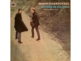 SIMON & GARFUNKEL - SOUND OF SILENCE