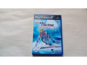 SKI RACING 2006 - igra za SONY PLAYSTATION 2