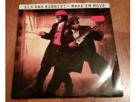 SLY AND ROBBIE - MAKE `EM MOVE