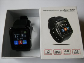 SMART WATCH U80 -  pametni sat - NOVO